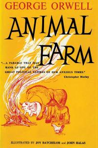 Cover Art - Animal Farm