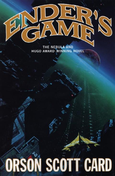 Cover Art - Ender's Game