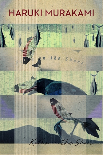 Cover Art - Kafka on the shore
