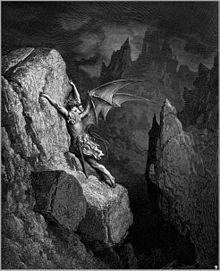 The fall of Luciferìì