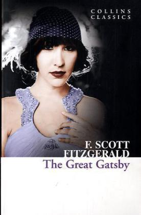 Cover Art - The Great Gatsby